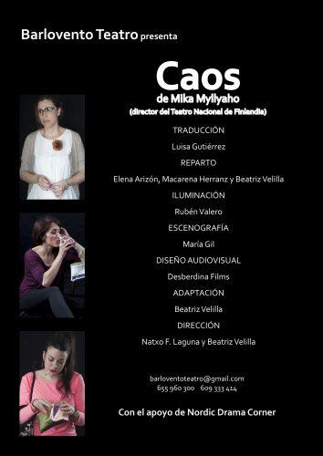 Caos_Cartel_Barlovento_teatro